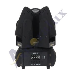 ANORALUX 3 x 10W LED Moving Head Beam Light